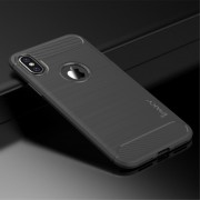 C-style armor cover grå Iphone X Mobilcovers