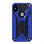 Iphone X rough armor cover blå Mobilcovers