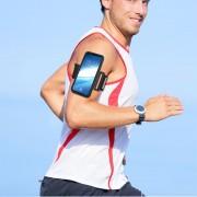 Iphone X sports løbe armbånd Mobil tilbehør