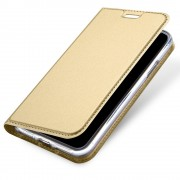 Iphone X slim cover guld Mobilcovers
