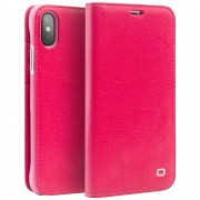 Iphone X premium cover rosa Mobilcovers