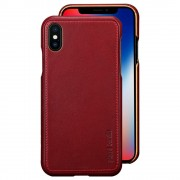Iphone X Pierre Cardin rød mobilcovers