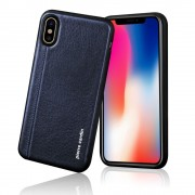 Pierre Cardin cover blå Iphone X Mobilcovers