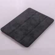 Vintage cover sort med pen holder Ipad 9,7 2017/2018 Ipad og Tablet tilbehør