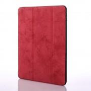 Vintage cover rød med pen holder Ipad 9,7 2017/2018 Ipad og Tablet tilbehør