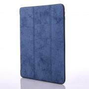 Vintage cover blå med pen holder Ipad 9,7 2017/2018 Ipad og Tablet tilbehør