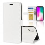 hvid Vilo flip cover Iphone XR Mobil tilbehør