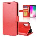 Vilo flip cover Iphone XR rød