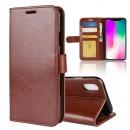 Vilo flip cover Iphone XR brun