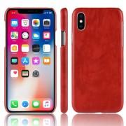 rød Stilfuld hard case Iphone Xr Mobil tilbehør