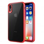 rød Combi cover Iphone XR Mobil tilbehør