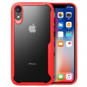 rød Drop proof cover Iphone XR Mobil tilbehør