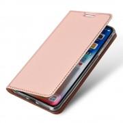 rosaguld Slim flip etui Iphone XR Mobil tilbehør