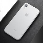 Iphone XR ultra tynd cover 0.4mm hvid Mobil tilbehør