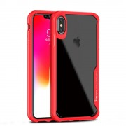 Iphone Xs Max anti drop cover rødMobil tilbehør