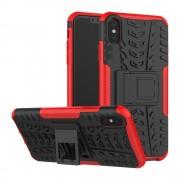 rød Mark II cover Iphone XS Max Mobil tilbehør