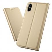 guld Ultra slim cover Iphone Xs / X Mobil tilbehør
