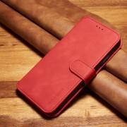 Retro cover rød Iphone Xs Max Mobil tilbehør