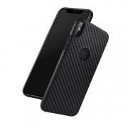 sort Carbon tpu cover Iphone Xs / X Mobil tilbehør