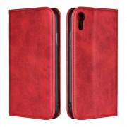 Iphone Xr flipcover wallet rød Mobil tilbehør