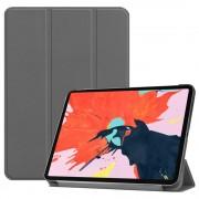 Ipad Pro 12,9 (2018) grå 3 folds cover Ipad og Tablet tilbehør