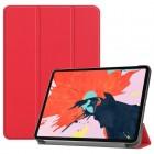 Ipad Pro 12,9 (2018) rød 3 folds cover Ipad og Tablet tilbehør
