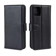 sort Flip etui læder Iphone 11 Pro Mobil tilbehør