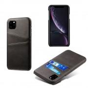 sort DC case med kort lommer Iphone 11 Pro Mobil tilbehør