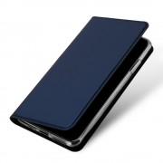 blå Iphone 11 Pro Max slim flip etui Mobil tilbehør