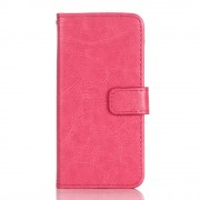rosa Flip etui iPhone SE Mobil tilbehør