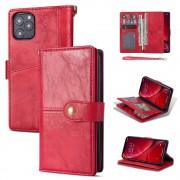 rød Retro flip etui Iphone 11 Pro Mobil tilbehør