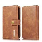 brun 2 i 1 læder pung cover Iphone 11 Pro Mobil tilbehør