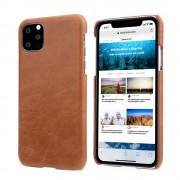 brun Tailor læder case Iphone 11 Mobil tilbehør