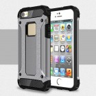 Til Iphone SE 5S 5 cover Armor Guard grå Mobiltelefon tilbehør