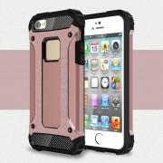 Leveso.dk Iphone SE 5S 5 rosa guld cover Armor Guard Mobiltelefon tilbehør