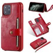 rød Wallet case Iphone 11 Pro Mobil tilbehør