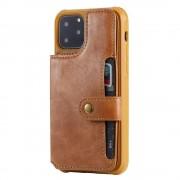 brun Wallet case Iphone 11 Pro Mobil tilbehør