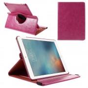 Ipad pro 9,7 rosa cover med rotation med ståfunktion Ipad ogTablet tilbehør