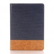 IPAD PRO 9,7 mønstret læder cover blå