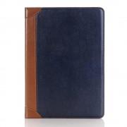 IPAD PRO 9,7 læder cover med kort lommer blå