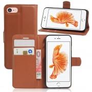 IPHONE 7 cover f-line brun Mobiltelefon tilbehør