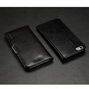 Iphone 7 plus etui elegant royale sort Leveso.dk Mobiltelefon tilbehør