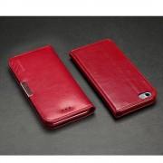 Iphone 7 plus etui elegant royale rød Mobiltelefon tilbehør
