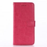 Cover til Iphone 7 med kort lommer rosa, Leveso.dk Mobil tilbehør til Apple Iphone 7