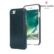 Iphone 7 cover Pierre Cardin wax design læder grøn Mobiltelefon tilbehør