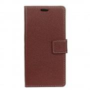 Iphone 7 plus etui sting II line brun Mobiltelefon tilbehør