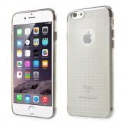 Iphone 7 cover diamant sølv Mobiltelefon tilbehør