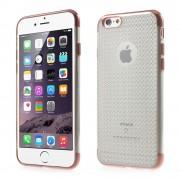 Iphone 7 cover diamant rosa guld Mobiltelefon tilbehør