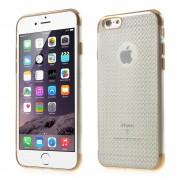 Iphone 7 bag cover diamant guld Mobiltelefon tilbehør