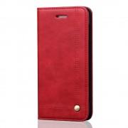rød Prestige flip cover Iphone SE / 5S Mobil tilbehør